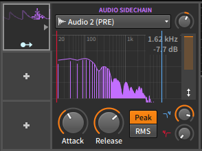 Audio Sidechain
