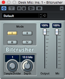 Bitcrusher