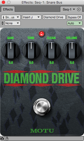 DiamondDrive