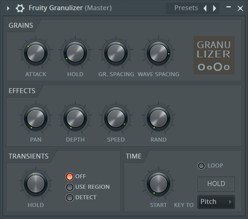 Fruity Granulizer