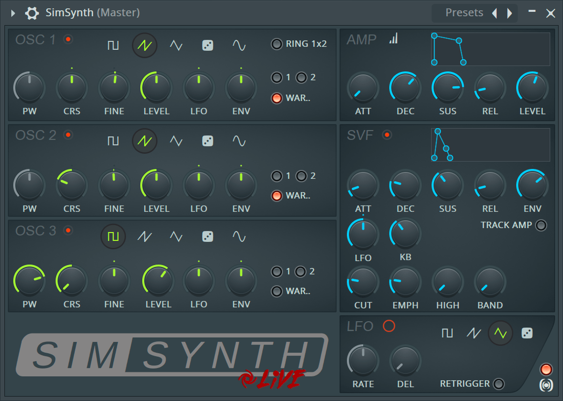 SimSynth