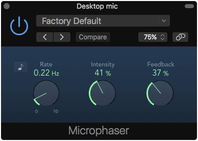 Microphaser